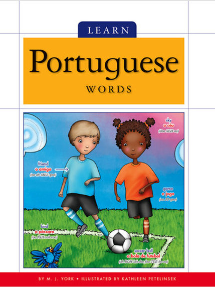Learn Portuguese Words