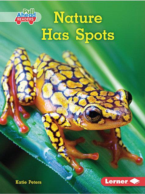 Nature has spots
