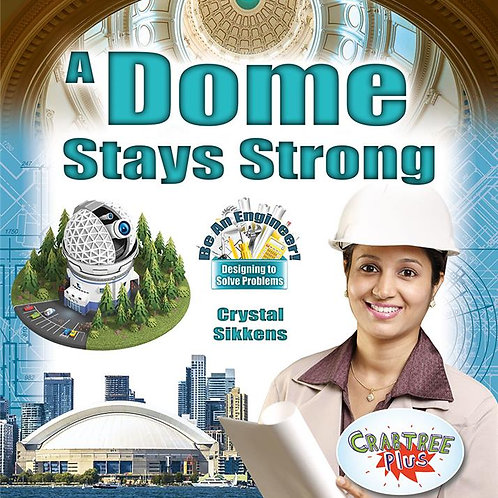 A dome stays strong