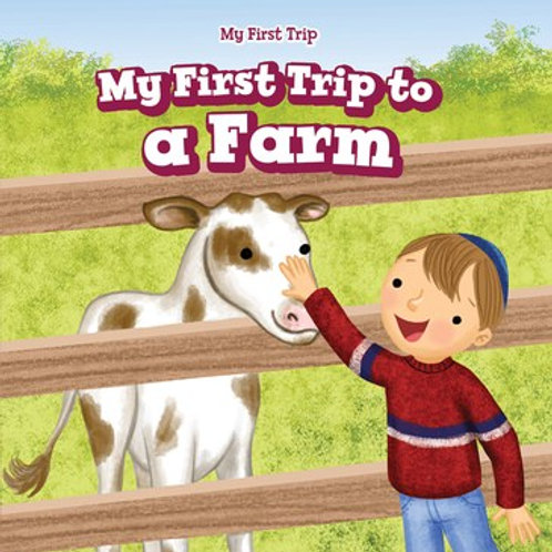 My first trip to a farm