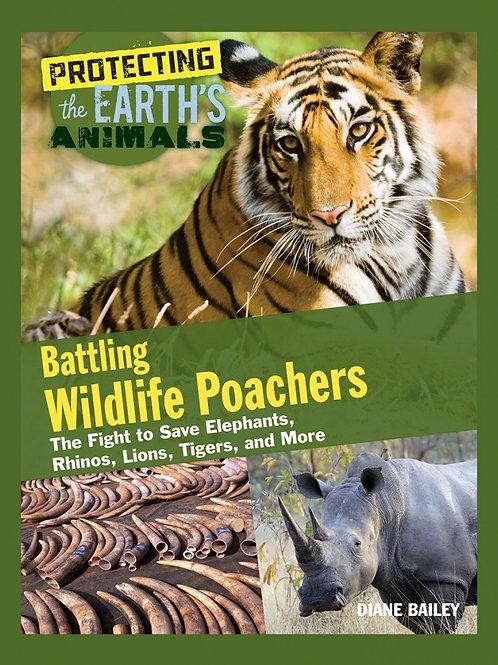Battling wildlife poachers