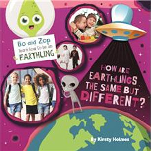 How are Earthlings the same but Different?