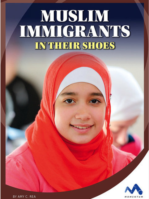 Muslim immigrants in their shoes