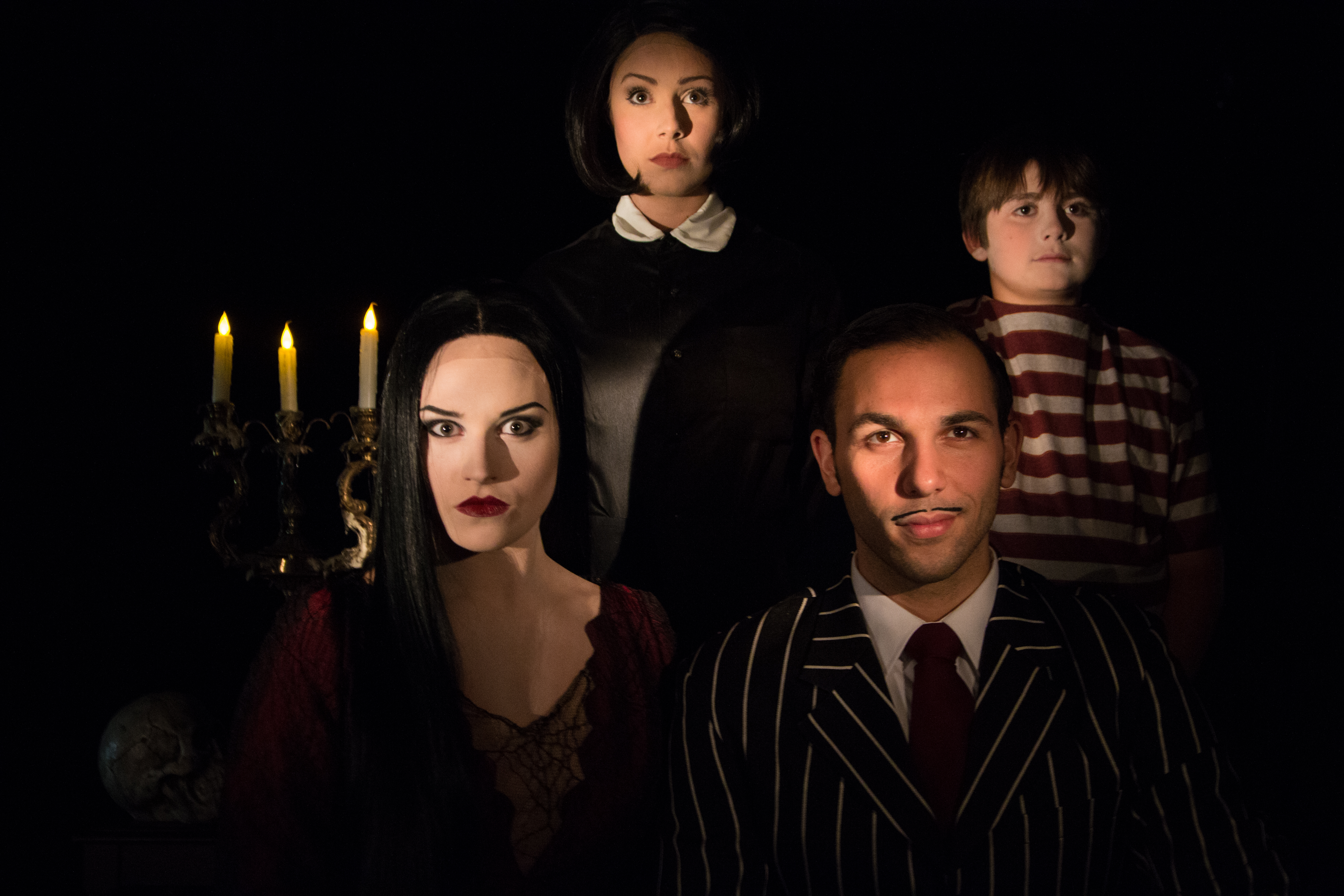 Gomez Addams in The Addams Family