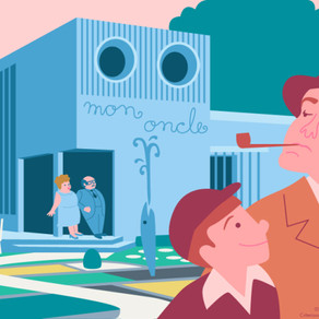 Color and Sound: The Symbolism of Solitude in Mon Oncle