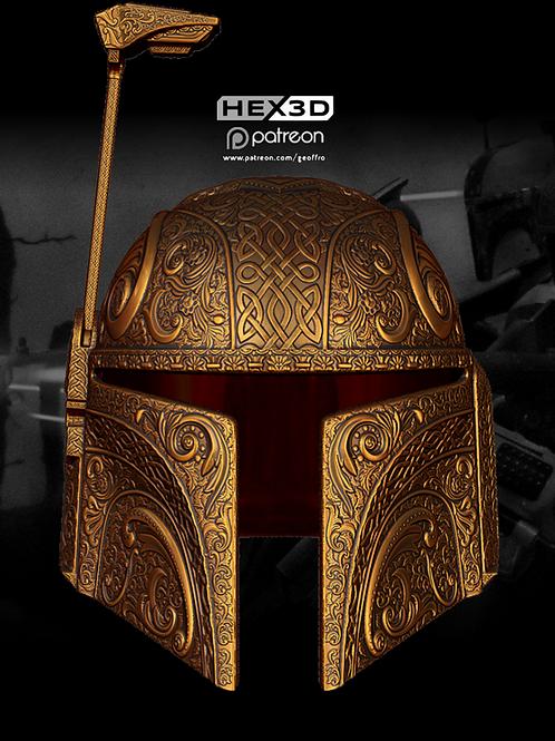 The Mandalorian (Deluxe) - Helmet