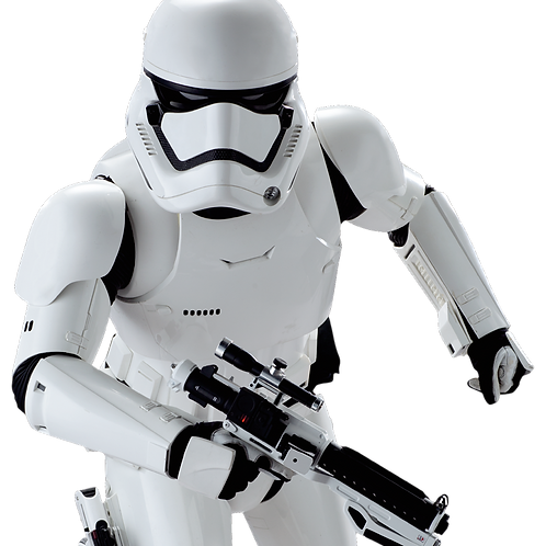 Storm Trooper First Order - Suit