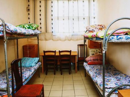 Сайт для общежития в Москве