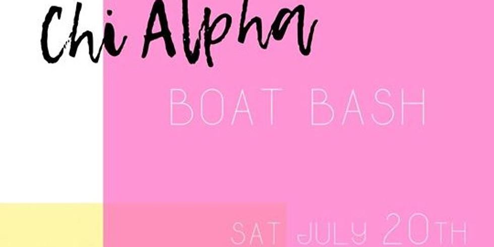 Summer XA Boat Bash!
