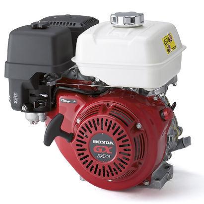 Motores para revolvedora