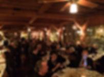 New Year's Eve Chicago restaurant