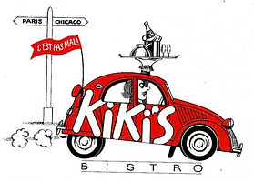 Best Chicago French restaurant Kiki's Bistro