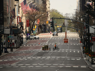 NYC Commits to 40 Miles of Open Streets in May, 100 Miles in Total