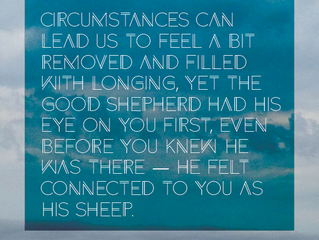 A Life of Practice: I Am the Good Shepherd