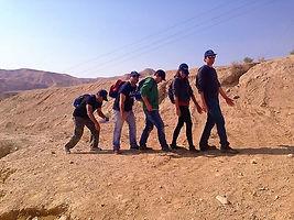 סדנת מנהלים במדבר