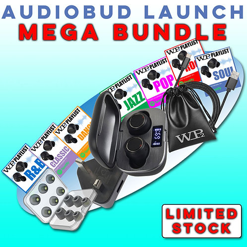 WP2 Audiobuds LAUNCH BUNDLE DEAL!