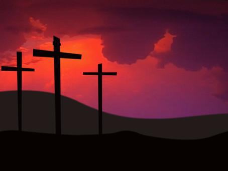 Devotional for Good Friday: April 10, 2020