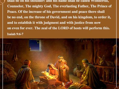 Devotional: December 21, 2020