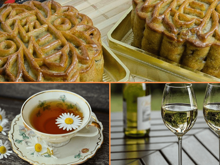 How To Pair Your Mooncake With Tea Or Wine