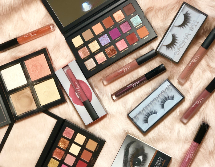 Huda Beauty: My Collection