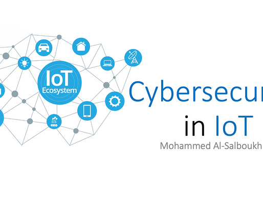 Cyber Security in IOT