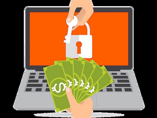 Ransomware - برنامج الفدية