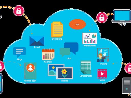 الحوسبة السحابية - Cloud computing
