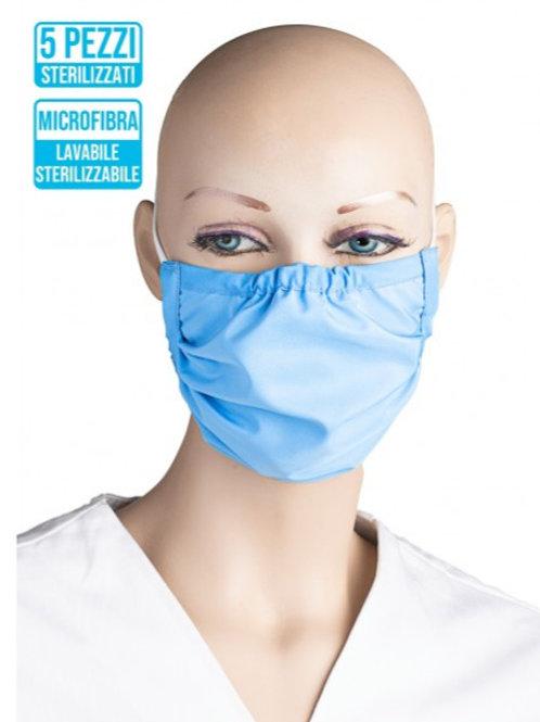 Masch. Microfibra Rilavabile