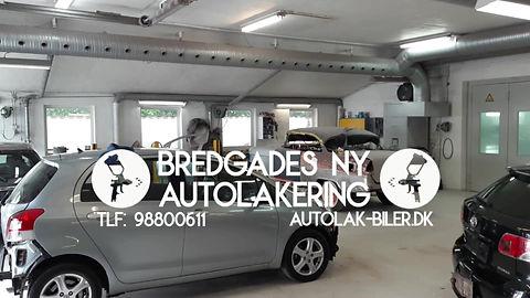Video som beskriver hvordan Bredgades Ny Autolakering opererer