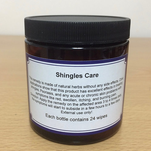 Shingles Care