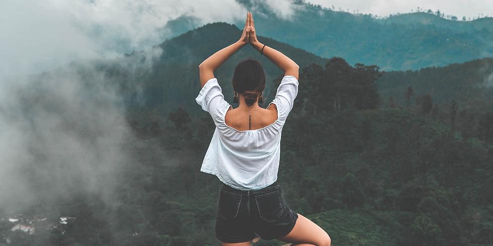 Frühlingserwachen:                     Yoga Retreat in Flims
