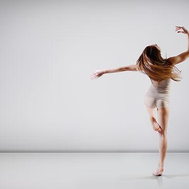 Teen Ballet Dancer