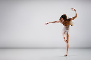 Teen balletdanser