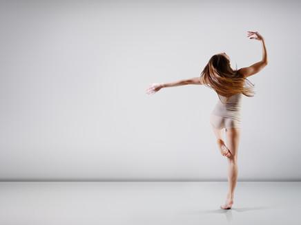 חלמה להיות רקדנית