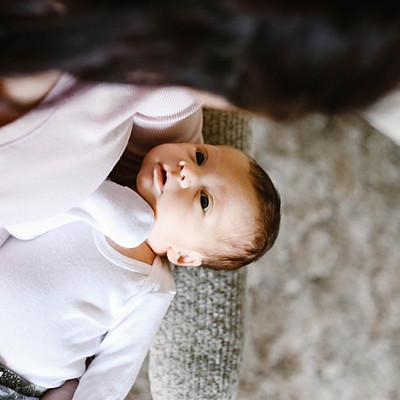 baby ryker + family