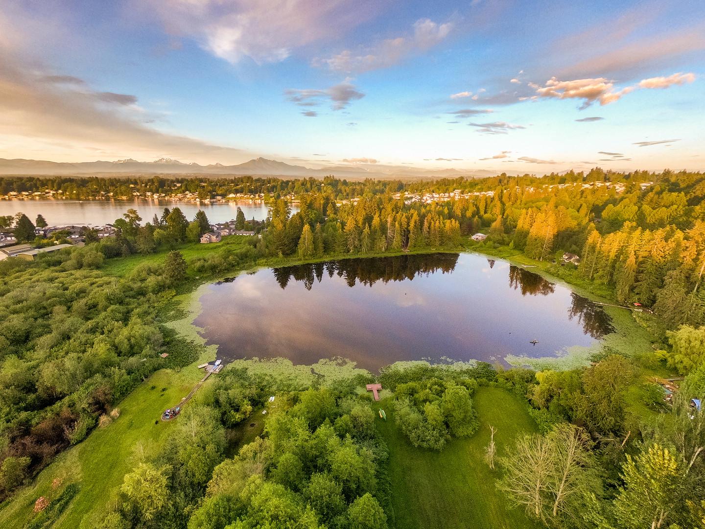 Stitch Lake
