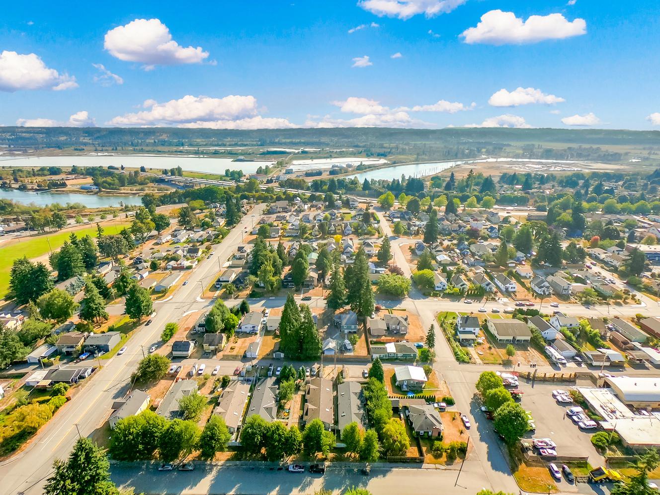 Everett, Washington State