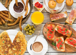 Приёмы пищи в испаноязычных странах