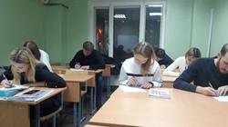Ученики Школы иностранных языков ИнЯз