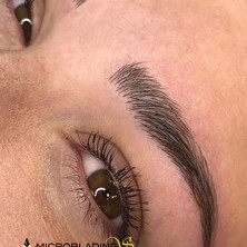 Iperfect brows by anna microblading