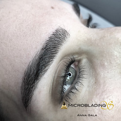 perfect brows by anna microblading