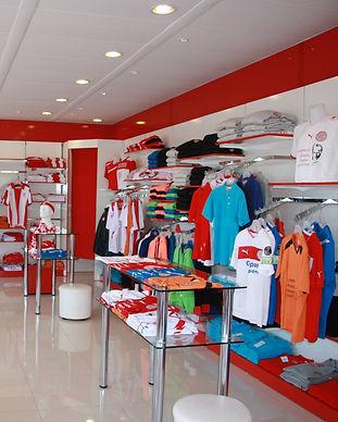 Spor Giyim Mağaza