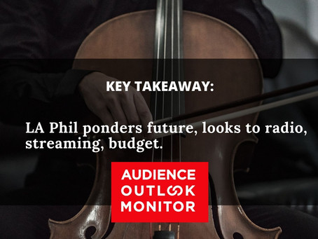 """How will the L.A. Phil carry on amid COVID-19?"""