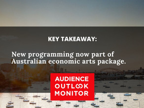 """Australian arts and culture to get $250m rescue package"""