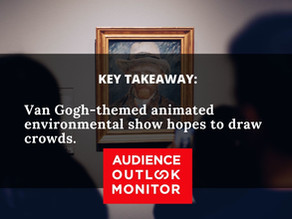 """""""…Museum Replacing Galleries With An Immersive Van Gogh-Themed Light Show"""""""