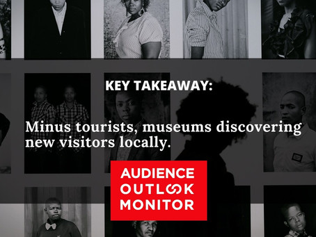 """Museums Are Opening To A New Audience…"""