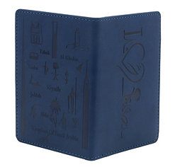 KSA Landmarks Passport Cover w/ Card Slots