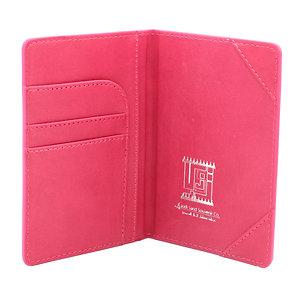 غلاف لجواز السفر مع جيوب إضافيه لوضع البطاقات