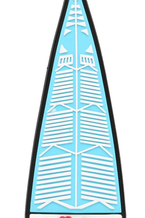 مغناطيس برج الفيصليه يوضع علي باب الثلاجة