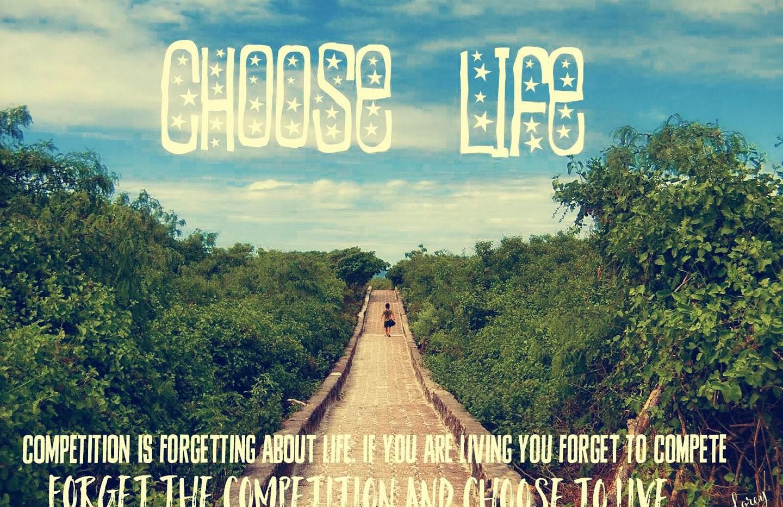 """Choose Life"""